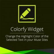 Colorfy Widget