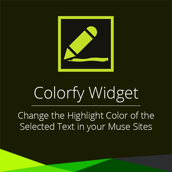 Colorfy Widget