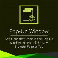 Pop-Up Window