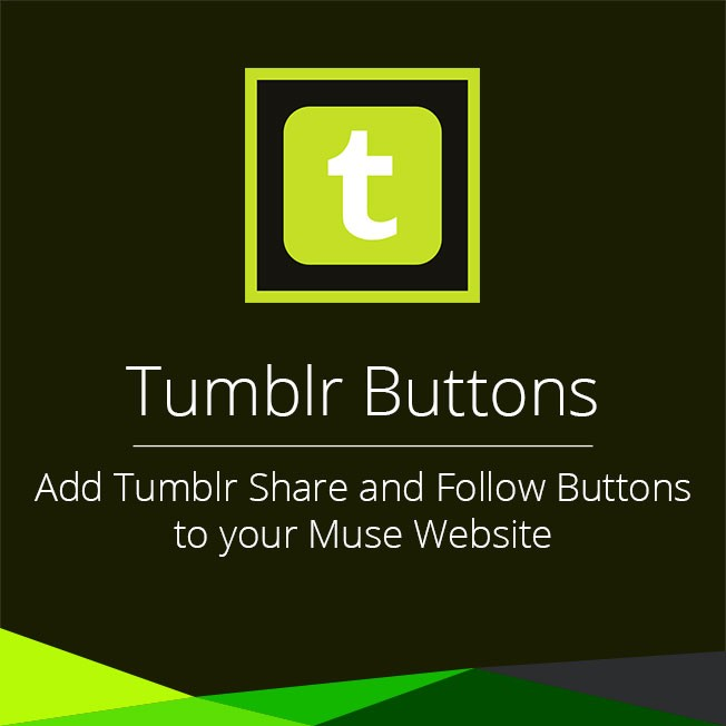 Tumblr Buttons