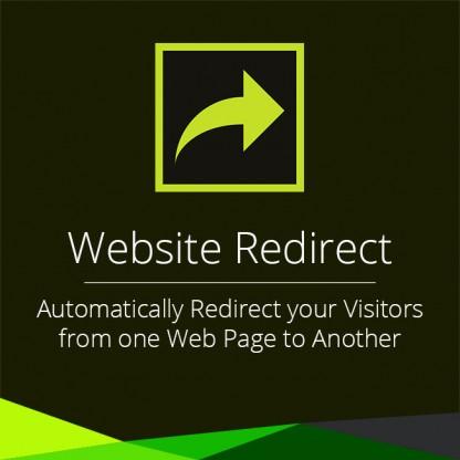 Website Redirect