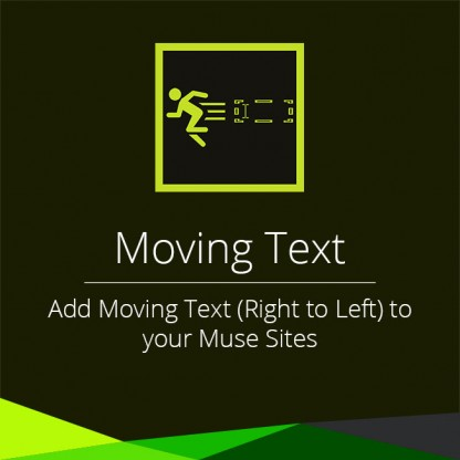 Moving Text