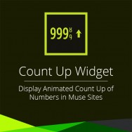 Count Up Widget