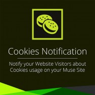 cookies notification