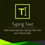 Typing Text Widget
